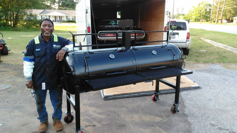 150 Gal Patio 2 Or 4 Racks 1500 Iron Man Jack Albany Ga
